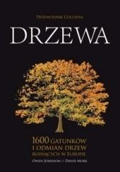 Okładka książki Drzewa. Przewodnik Collinsa