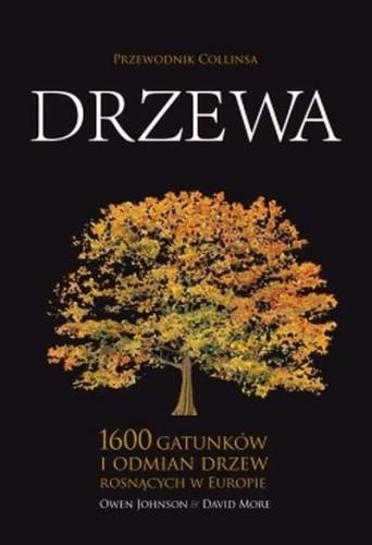 Okładka książki Drzewa. Przewodnik Collinsa Owen Johnson,David More