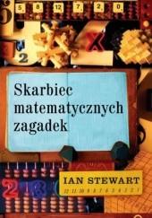 Okładka książki Skarbiec matematycznych zagadek Ian Stewart