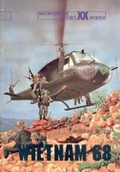 Okładka książki Wietnam 68