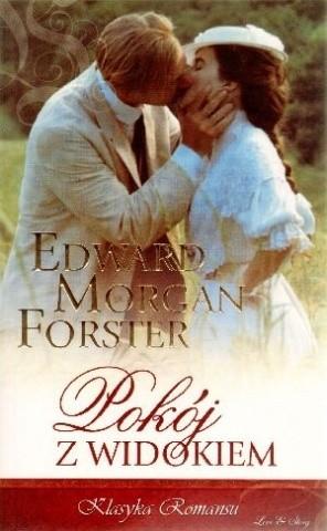 Okładka książki Pokój z widokiem Edward Morgan Forster