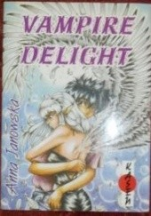 Okładka książki Vampire delight Anna (Janowska) Klimczak