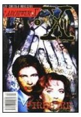 Okładka książki Z Archiwum X 3/1997 Charlie Adlard,Stefan Petrucha