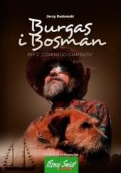 Okładka książki Burgas i Bosman Jerzy Radomski