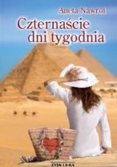 Okładka książki Czternaście dni tygodnia Aneta Nawrot
