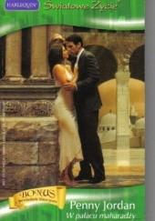Okładka książki W pałacu maharadży Penny Jordan