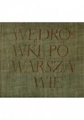 Okładka książki Wędrówki po Warszawie Karolina Beylin
