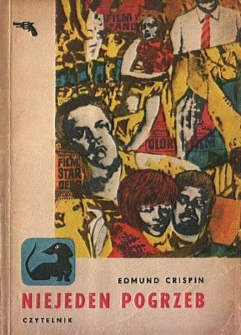 Okładka książki Niejeden pogrzeb
