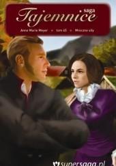 Okładka książki Mroczne siły Anne Marie Meyer