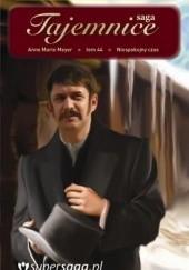Okładka książki Niespokojny czas Anne Marie Meyer
