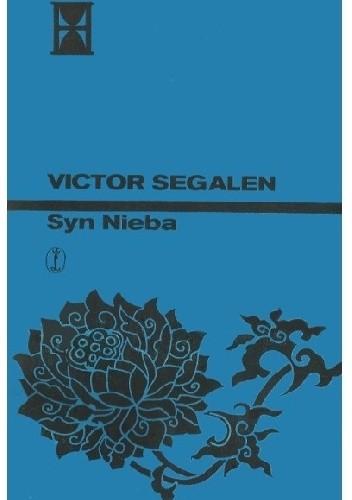 Okładka książki Syn Nieba Victor Segalen