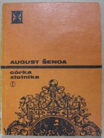 Okładka książki Córka złotnika August Šenoa