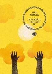 Okładka książki Jutro skończę dwadzieścia lat Alain Mabanckou