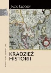 Okładka książki Kradzież historii