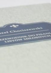 Okładka książki Przewodnik do pisania listów miłosnych Józef Chociszewski