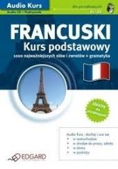 Okładka książki FRANCUSKI Kurs podstawowy praca zbiorowa
