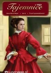 Okładka książki Triumf sprawiedliwości Anne Marie Meyer