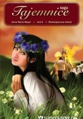 Okładka książki Niebezpieczna miłość Anne Marie Meyer