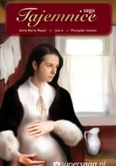 Okładka książki Początek i koniec Anne Marie Meyer
