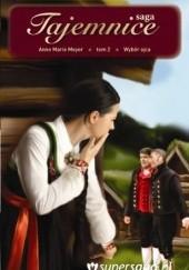 Okładka książki Wybór ojca Anne Marie Meyer