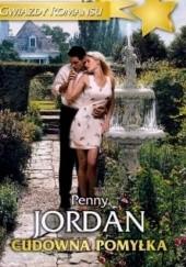 Okładka książki Cudowna pomyłka Penny Jordan
