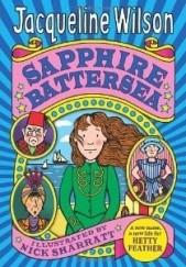 Okładka książki Saphire Battersea Jacqueline Wilson