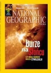 Okładka książki National Geographic 07/2012 (154) Redakcja magazynu National Geographic
