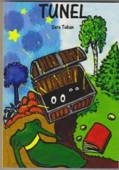Okładka książki TUNEL Sara Tukan