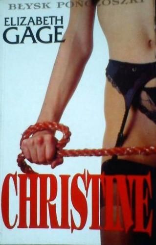 Okładka książki Christine Elizabeth Gage