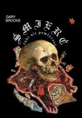 Okładka książki Śmierć lubi się powtarzać Gary Brooks