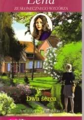 Okładka książki Dwa serca Michaela Dornberg