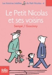 Okładka książki Le Petit Nicolas et ses voisins Jean-Jacques Sempé,René Goscinny