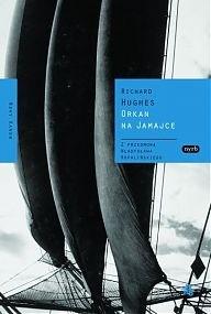 Okładka książki Orkan na Jamajce Richard Hughes