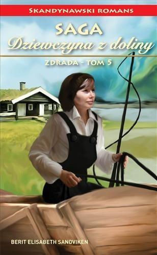 Okładka książki Zdrada Berit Elisabeth Sandviken