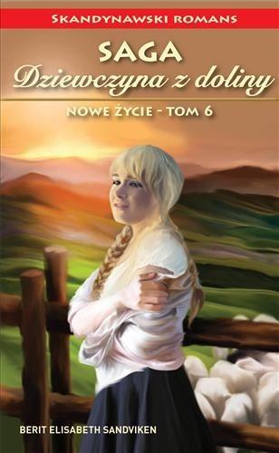 Okładka książki Nowe życie Berit Elisabeth Sandviken