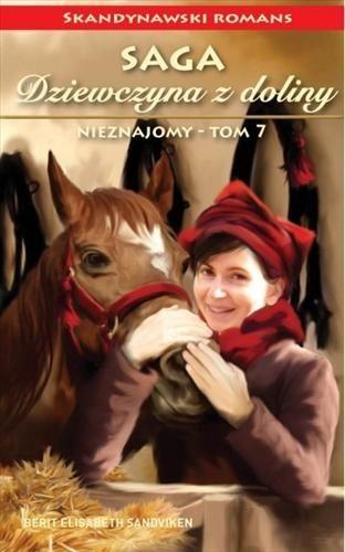 Okładka książki Nieznajomy Berit Elisabeth Sandviken