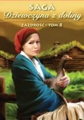 Okładka książki Zazdrość Berit Elisabeth Sandviken