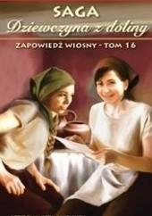 Okładka książki Zapowiedź wiosny Berit Elisabeth Sandviken