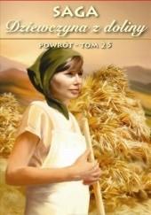 Okładka książki Powrót Berit Elisabeth Sandviken