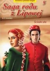 Okładka książki Ścieżki zła Marian Piotr Rawinis