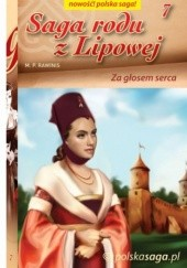Okładka książki Za głosem serca Marian Piotr Rawinis