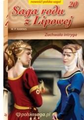 Okładka książki Zuchwała intryga Marian Piotr Rawinis