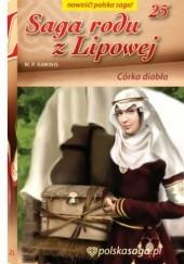 Okładka książki Córka diabła Marian Piotr Rawinis