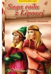 Okładka książki Synowie i bastardzi Marian Piotr Rawinis