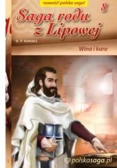 Okładka książki Wina i kara Marian Piotr Rawinis