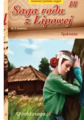 Okładka książki Tęsknota Marian Piotr Rawinis