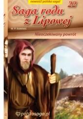 Okładka książki Nieoczekiwany powrót Marian Piotr Rawinis