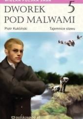 Okładka książki Tajemnica stawu Marian Piotr Rawinis