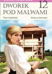 Okładka książki Krew w świronku Marian Piotr Rawinis