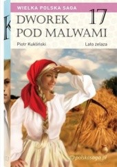 Okładka książki Lato żelaza Marian Piotr Rawinis